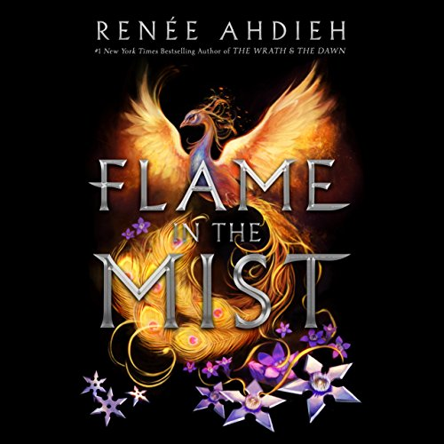 Flame in the Mist audiobook cover art