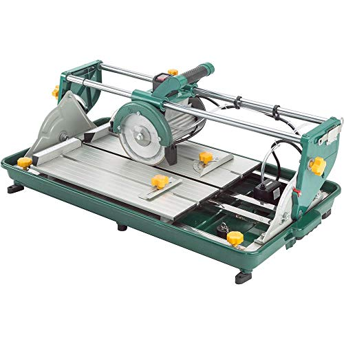 Product Image of the Grizzly Industrial T28360 - 7' Overhead Wet-Cutting Tile Saw