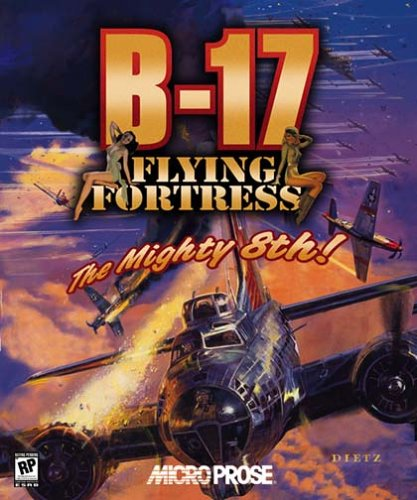 B-17 Flying Fortress - PC