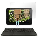 atFolix Bildschirmfolie kompatibel mit HP Pro Slate 10 EE G1 Spiegelfolie, Spiegeleffekt FX Schutzfolie