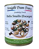 Straight from France French Lucorum Canned Escargots Snails (8 Dozens)