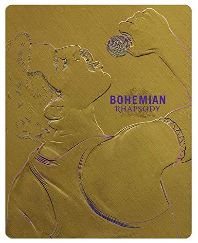 Bohemian Rhapsody Steelbook [Blu-ray] [Limited Edition]