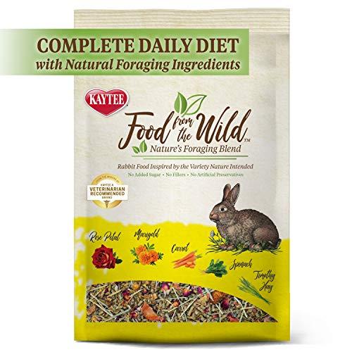 Kaytee Food from The Wild Rabbit