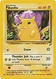 Pokemon - Pikachu (87) - Base Set 2