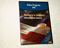 Holt United States History: History's Impact [DVD]