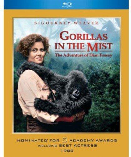 Gorillas in The Mist [Blu-Ray]
