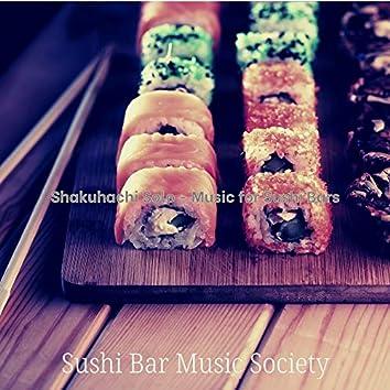 Shakuhachi Solo - Music for Sushi Bars