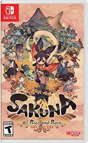 Sakuna: of Rice and Ruin - Nintendo Switch