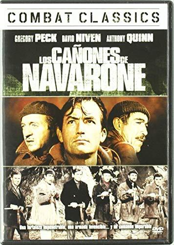 Combat Classics: Cañones De Navarone,Los(Belico) [DVD]