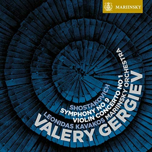 Valery Gergiev, Mariinsky Orchestra & Leonidas Kavakos