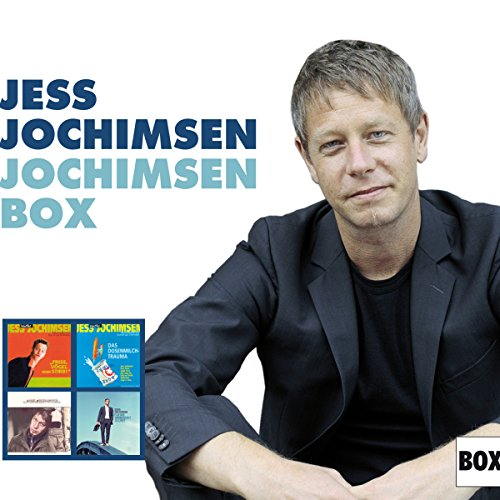Jochimsen Box                   By:                                                                                                                                 Jess Jochimsen                               Narrated by:                                                                                                                                 Jess Jochimsen                      Length: 4 hrs and 49 mins     Not rated yet     Overall 0.0