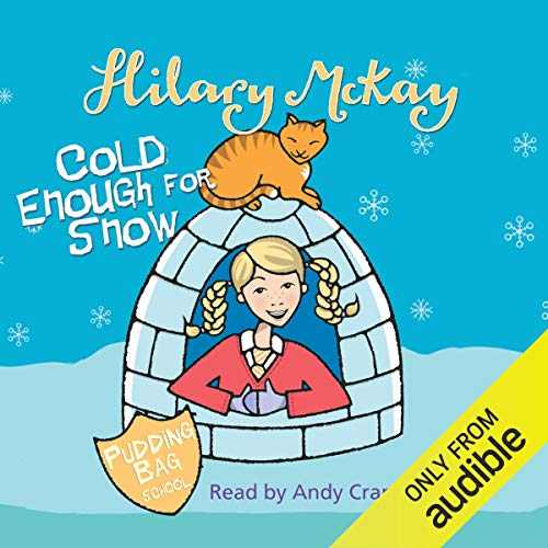Cold Enough for Snow audiobook cover art