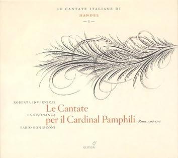 Handel, G.F.: Italian Cantatas, Vol. 1 - Hwv 99, 113, 134, 170