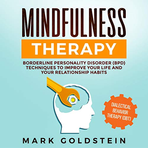 Mindfulness Therapy  By  cover art
