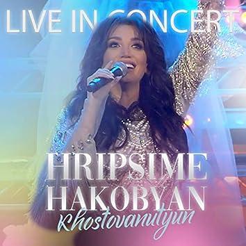 Live in Concert (Xostovanutyun Concert 2018)