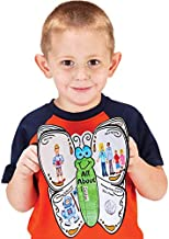 """Really Good Stuff Ready-to-Decorate About Me 3-D Butterflies, 8½""""x9"""" Each, Assembled (Set of 24) – Great Getting-to-Know-You Activity – Feature Students Throughout the Year – Great Classroom Display"""