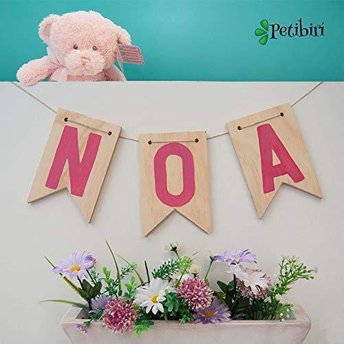 Guirnaldas Decorativas artesanales para habitación bebé niños juvenil regalos comunión bautizos