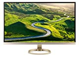 Acer H277HU kmipuz 27-Inch IPS WQHD 2560 x 1440 Display, USB 3.1 Type-C port, HDMI, DP, 2 x 3w...