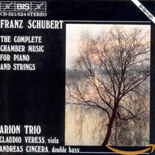 Die Kammermusik für Klavier und Streicher