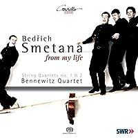 Streichquartette Nr.1 & 2 by SMETANABEDRICH