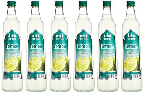 Lindenhof Maroska Likör mit Wodka & Lemon (6 x 0.7 l)