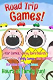 Road Trip Games: Car Games, Funny Word Search, Competitions, Family Games, Dad vs