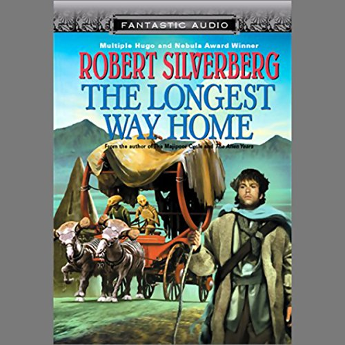 The Longest Way Home audiobook cover art