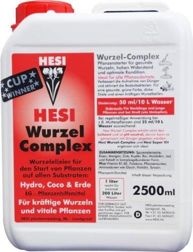 Hesi Wurzel Complex, 2,5 l