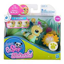 Littlest Pet Shop Walkables Caterpillar