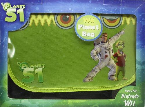 Blade - Bolsa Planet 51 (Nintendo Wii)
