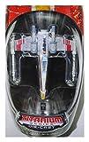 Hasbro Star Wars 2009 Titanium Die-Cast Mini Vehicle John Branons Red Four X-Wing
