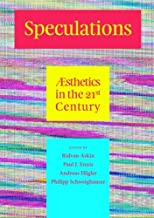 Speculations V: Æsthetics in the 21st Century