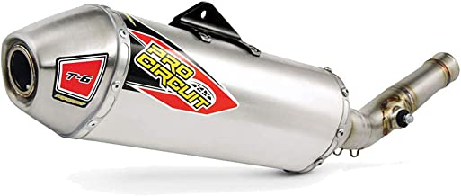 Pro Circuit 19 Kawasaki KX450 T-6 Slip-On Exhaust (Stainless Steel with Aluminum Canister)