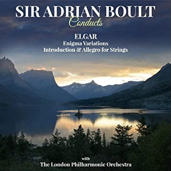 Sir Adrian Boult Conducts Elgar's Enigma Variations & Introduction and Allegro for Strings