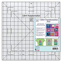 t-shirt transformation ruler