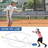 Zoom IMG-1 fostoy allenatore di tennis set