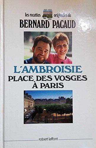 AMBROISIE PLACE VOSGES A PARIS