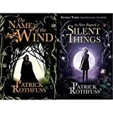 The Name of the Wind: The Kingkiller Chronicle: Book 1 + The Slow Regard of Silent Things: A Kingkiller Chronicle Novella (Kingkiller Chronicle 3) (Set of 2 Books)