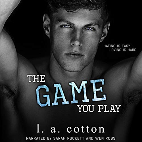 The Game You Play Audiobook By L. A. Cotton cover art