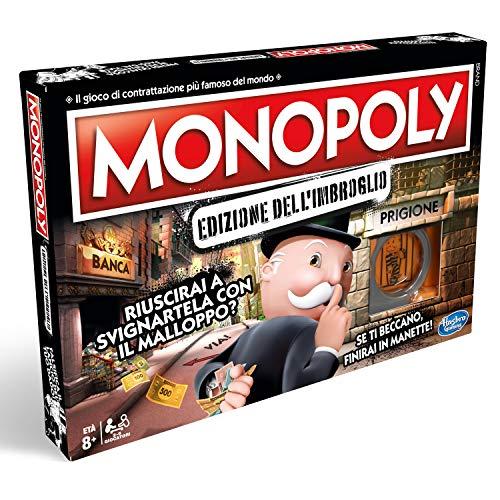 Hasbro Monopoly - Monopoly Edizione dell'Imbroglio, E1871103