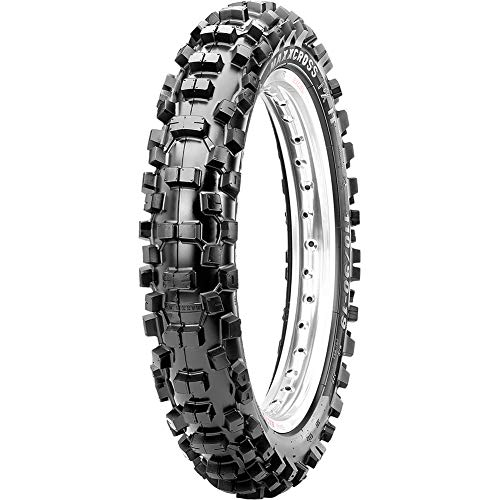 Maxxis M7305D Maxxcross Desert IT Rear Tire - 110/90-19, Position: Rear, Rim Size: 19, Tire Application: Hard, Tire Size: 110/90-19, Tire Type: Offroad TM78721000