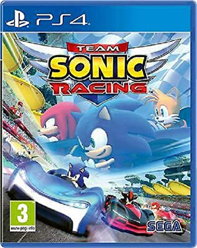 Team Sonic Racing pour PS4