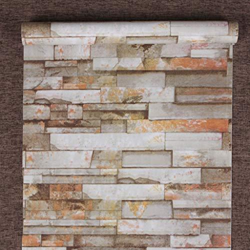 SJW Muur Papier, marmeren Patroon Zelfklevende Waterdichte Kast Meubilair Renovatie TV Achtergrond