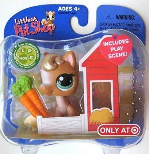 Littlest Pet Shop Exclusive Horse #405
