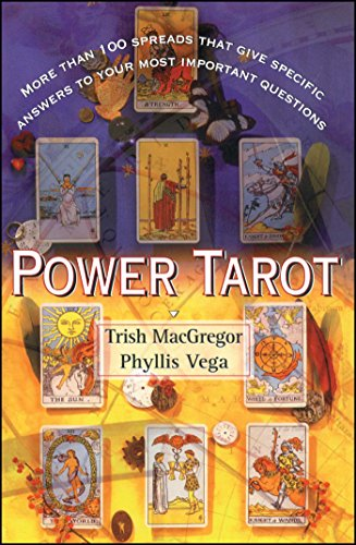 Power Tarot beginners tarot book