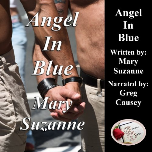 Angel in Blue audiobook cover art