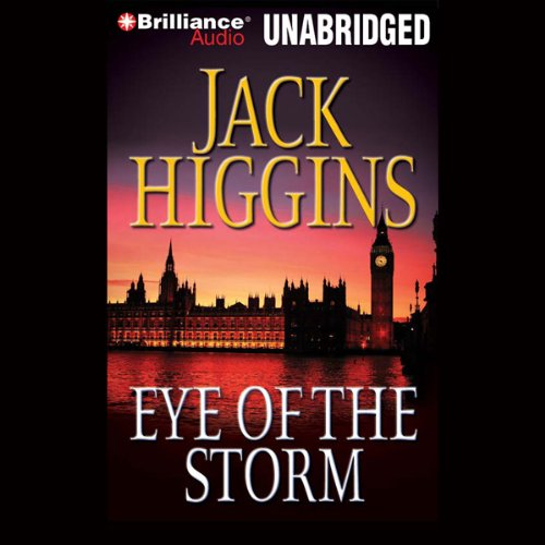 Eye of the Storm audiobook cover art