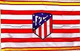 ATLETICO MADRID Bandera Oficial 75 x 50 cm