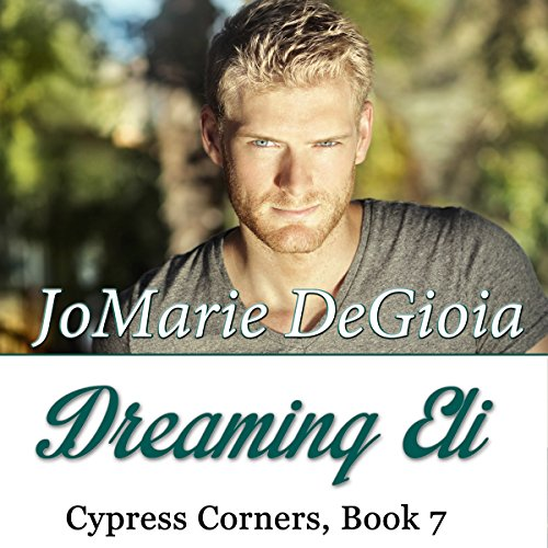 Dreaming Eli audiobook cover art