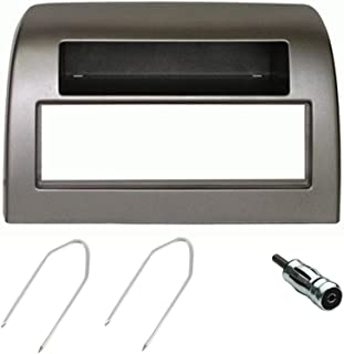 Kit de montaje para radio, 2 DIN Tabla con cajón Y para LANCIA YPSILON de 2003 a 2006